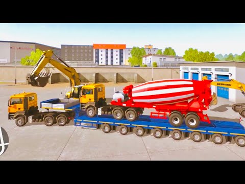 Construction Simulator 2015 Deluxe Edition Gameplay |