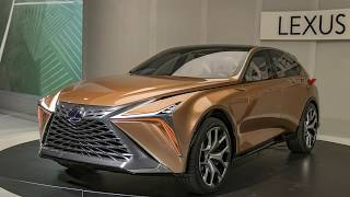 2019 Lexus LF 1 Limitless - NEW CROSSOVER SUV FLAGSHIP