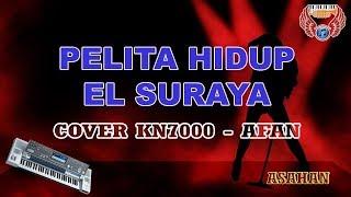 Pelita hidup karaoke - El suraya Melayu qasidah HD (cover Keyboard KN7000)