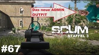 SCUM - neues Outfit für Admins / Danke an die Community #67 Staffel 3 Gameplay Deutsch
