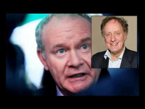 Heated Confrontation between Martin McGuinness and Vincent Browne, June 1997