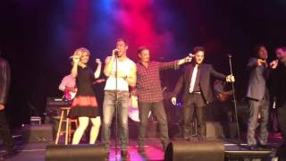 The cast of Days of our Lives sings