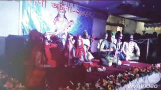 Kawali song Programme in Saraswati Puja,February 1, 2017