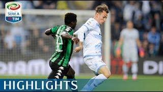 Sassuolo - Lazio 1-2 - Highlights - Giornata 30 - Serie A TIM 2016/17