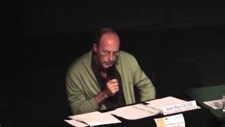 Création musicale et interculturalité - Jean-Paul Olive (Université Paris 8)