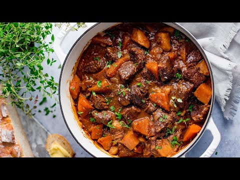 Scottish Beef Stew | My Favourite Scottish Recipe EVER! | Perfect For Burns Night