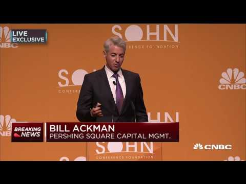 Bill Ackman: 2017 Sohn Investment Conference (full version)
