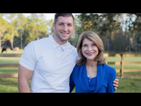 Tim Tebow's Mom Wants You to Embrace God-Given Opportunities ...