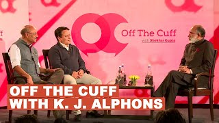 Off The Cuff with K. J. Alphons