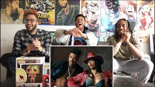 Blueface -Thotiana Remix ft. Cardi B (Dir. by ColeBennett) REACTION/REVIEW