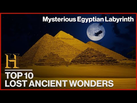 10 LOST WONDERS OF THE ANCIENT WORLD | History Countdown
