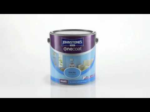 How to paint a feature wall by Johnstone's