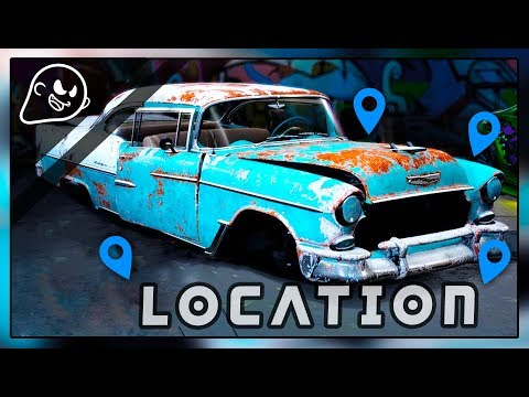 Nfs Payback Finding All Chevrolet Bel Air Derelict Part Locations