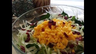 Ensalada Mango/jicama