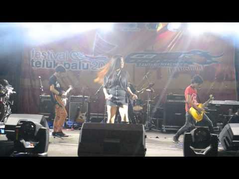 fly band, festival teluk palu, 2dsd