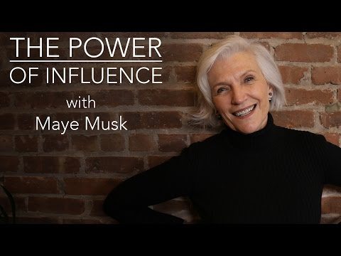 Model and Dietician Maye Musk Shares Great Tips So You Can Stay Healthy | WHOSAY