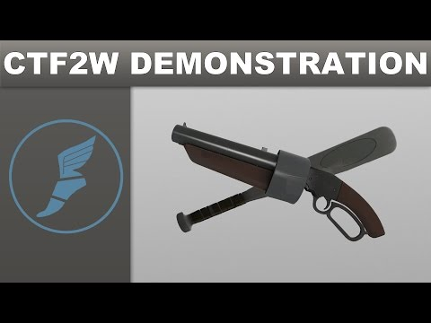 cTF2w Demonstration: Advanced Weaponiser - Melee Booster