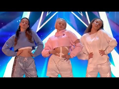 Code 3 Impress With Their Amazing Dance Routine | Week 7 | Britain's Got Talent 2017