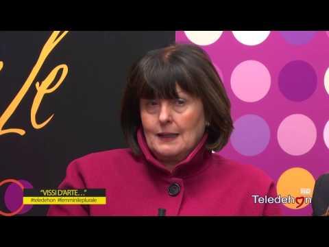 """FEMMINILE PLURALE 2016/17 - """"VISSI D'ARTE..."""""""