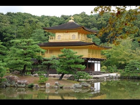 Nijo Castle/Golden Pavilion (Kinkaju-ji)-Kyoto (With Facts/Figures)