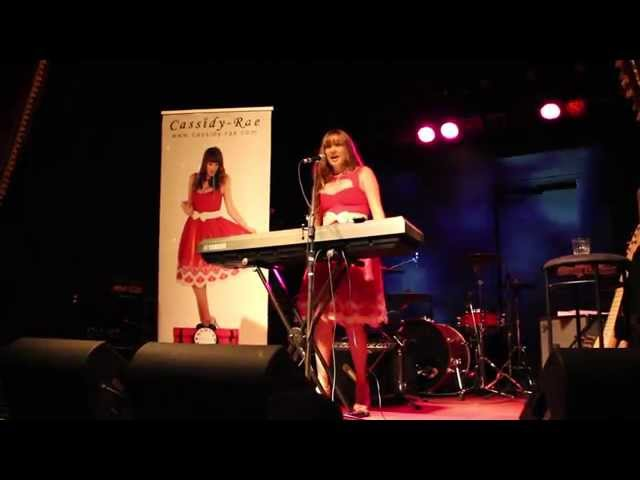 Cassidy-Rae LIVE at The Vanguard - Shake It Off - LIVE Snippet Series