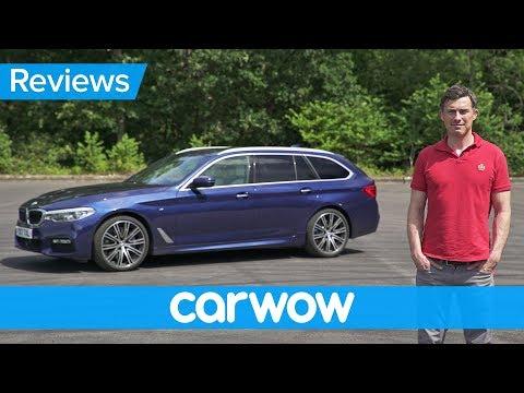 BMW 5 Series Touring 2018 in-depth review | Mat Watson Reviews
