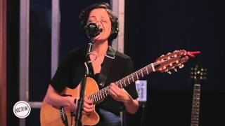 "Natalia Lafourcade performing ""Hasta La Raiz"" Live on KCRW"