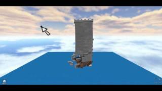 Roblox Physics Demo