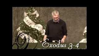 Exodus 3-4 The Burning Bush/ Moses begins his ministry