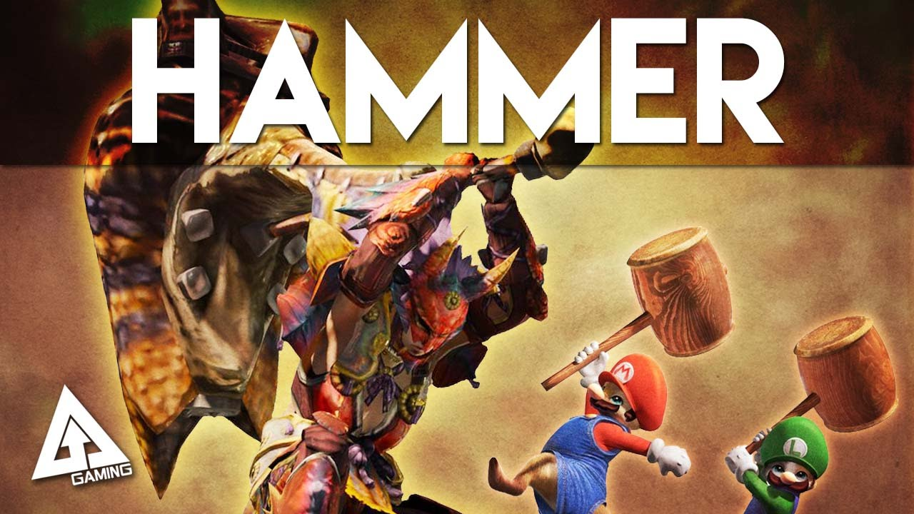 mh4u arluq hammer how to get