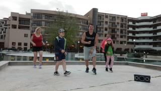Zumba Fitness - Cumbia - La Pollera Amarilla