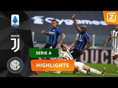 CHAOTISCHE ITALIAANSE TOPPER! 😵   Juventus vs Internazionale   Serie A 2020/21  