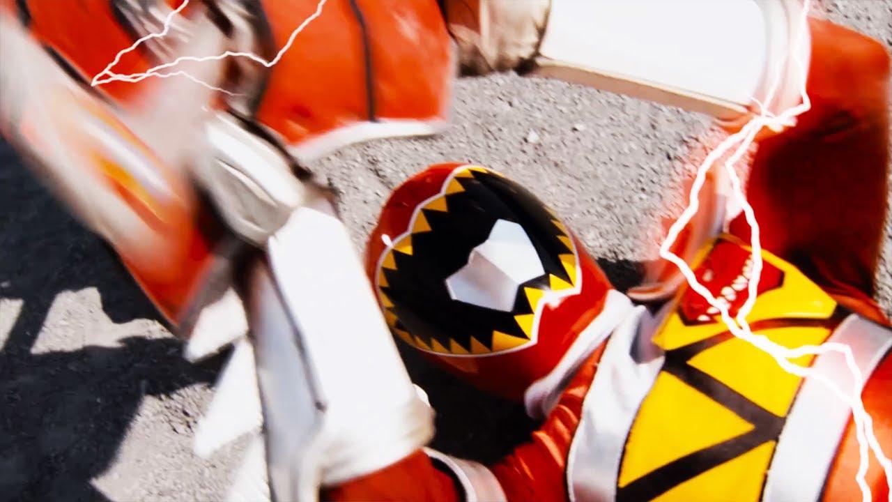 Ensemble, c'est mieux !   Dino Charge   E13   Épisode Complet   Power Rangers em Français