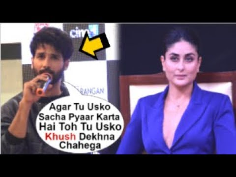 shahid-kapoor-emotional-reaction-on-ending-fight-with-ex-gf-kareena-kapoor-at-mere-sohneya-launch