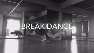 ComeOn Dance Studio | Break Dance by Oleg Nahimov | Grandmastr Flash The Message Remix DJ Chozen One
