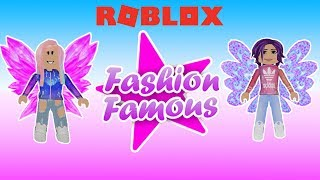 Roblox: Fashion Famous 👑 / Dress Up Competition and Fashion Show!