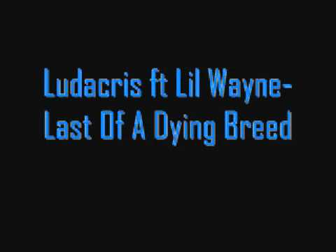 Ludacris ft Lil Wayne-Last Of A Dying Breed