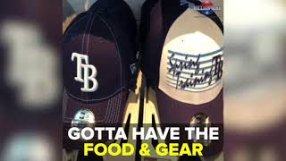 Ta Bay Rays 2018 Spring Training Taste and See Ta Bay
