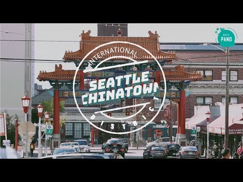 Visit Seattle Chinatown-International District 2018