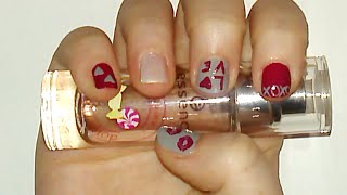 Love Nail Art Tutorial | Samantha Beauty Thumbnail