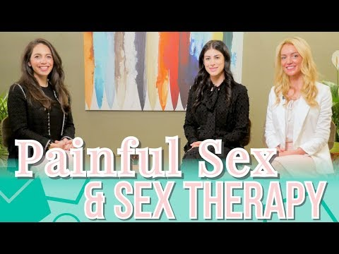 Painful Sex and The Importance of Sex & Relationship Therapy