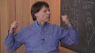"""Arthur Benjamin on """"Becoming Mathemagician"""""""
