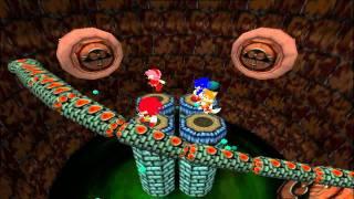 """Sonic Shuffle: """"VS4"""" Mini Games (Part 1/3)"""