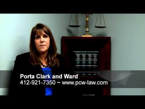 Pittsburgh, PA | Porta-Clark & Ward | Attorneys at Law