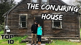 Top 10 Families Who Lived In Real Haunted Houses