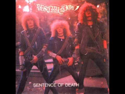 Destruction - Sentence Of Death [FULL ALBUM] - 1984