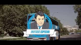Invitado especial al Tramabús: Ignacio González