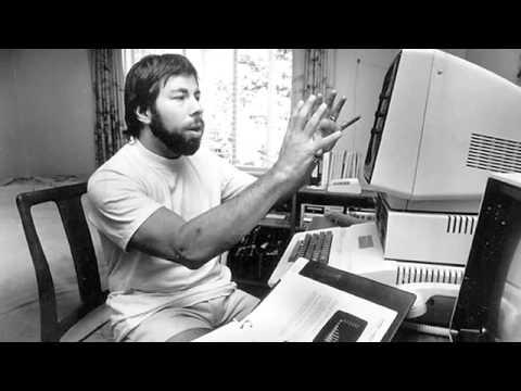 Steve Jobs conectando los puntos