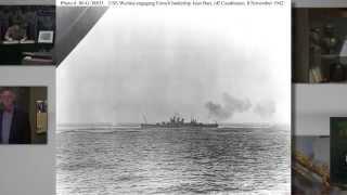 Object #54: Shell Fragment from the USS Massachusetts (BB-59)