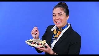 Flight Attendant Hacks For Eating Healthy While Traveling